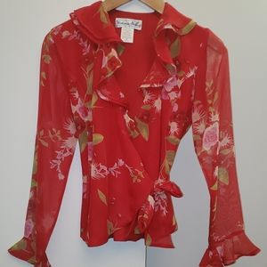 Victoria Holley blouse